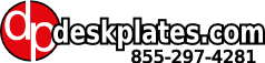 DeskPlates Logo