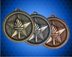 2 inch Torch Value Medal