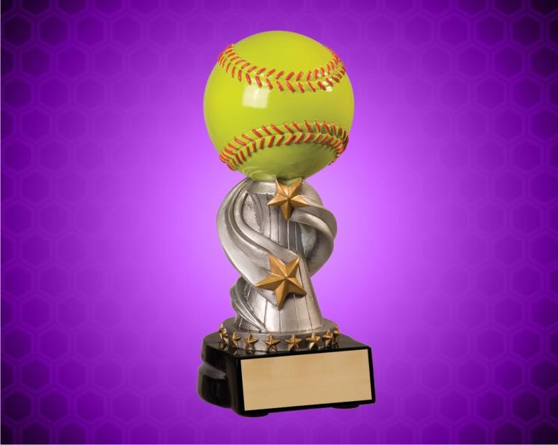 8 1/2 inch Softball Encore Resin