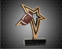 Football Infinity Star Resin