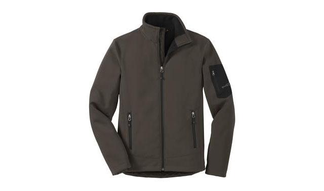 Unisex Eddie Bauer Soft Shell Jacket - EB534