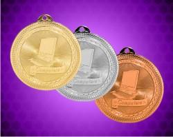 2 Inch Britelazer Computer Medals