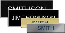 Military Name Tags
