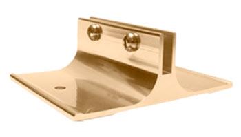 Horizontal Door Sign Holders Gold