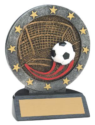 Soccer All Star Resin