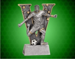 Male Soccer V Series Resin