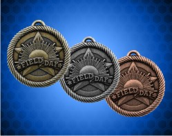 2 inch Field Day Value Medals