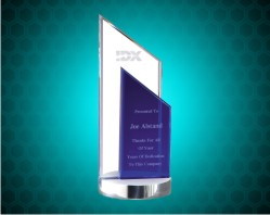 RECTANGLE COLORFUL GLASS AWARDS