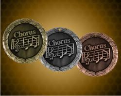 2 inch Chorus XR Medal