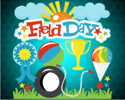 Field Day Medals!!