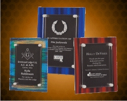 Acrylic Stand-Off Plaques