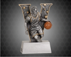 Male Basketball V Series Resin