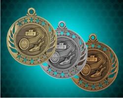 2 1/4 Inch Track Galaxy Medals