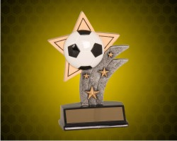 Soccer Sport Star Resin