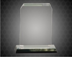 Silver Clip Corner Impress Acrylic