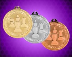 2 Inch Chess BriteLazer Medals