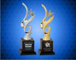 Metal Art Crystal Awards