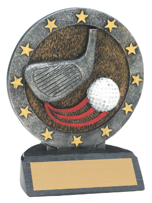 Golf All Star Resin