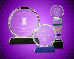 Crystal Round Awards