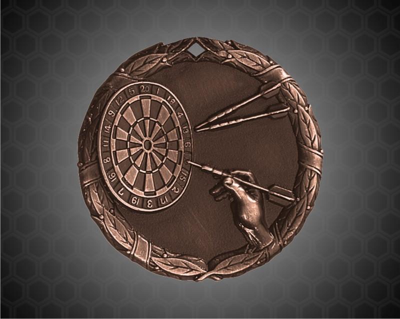 2 inch Bronze Dart XR Medal