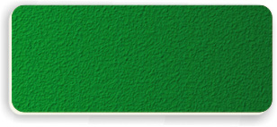 Blank Textured Plastic Name Tag: Jungle Green and White - 822-962