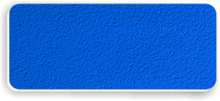 Blank Textured Plastic Name Tag: Royal Blue and White - 822-592