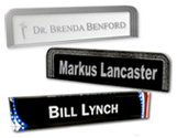 Acrylic Desk Name Plates