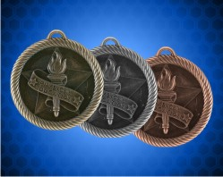 2 inch Physical Education Value Medal