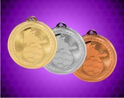 2 Inch Soccer Laserable Britelaser Medals