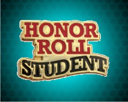 Honor Roll Medals!!
