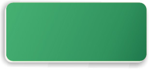 Blank Smooth Plastic Name Tag: Kelley Green and White - LM922-932