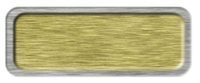 Blank Brushed Gold Nametag with a Brushed Silver Metal Border
