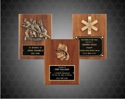 First Responders Plaques