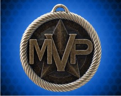 2 inch MVP Value Medal