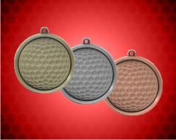 2 1/4 inch Golf Mega Medals