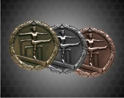 1 1/4 Inch Gym XR Medal