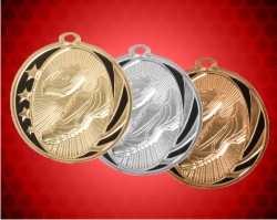 2 Inch Track Laserable MidNite Medals