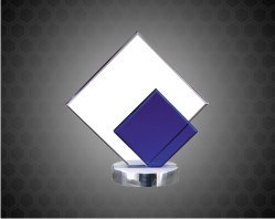 SQUARE COLORFUL GLASS AWARDS