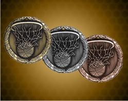 2 inch Basketball XR Medals
