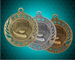 2 1/4 Inch Hockey Galaxy Medals