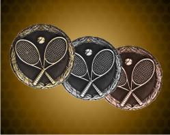2 inch Tennis XR Medal