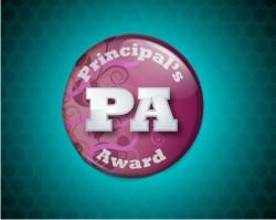 Principal's Awards Medals!!