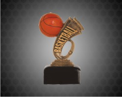 Basketball Headline Resin