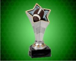 Football Rising Star Resin