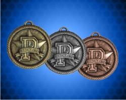 2 inch Principal's Award Value Medal