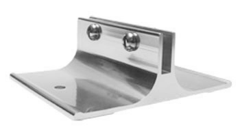 Horizontal Door Sign Holders Silver