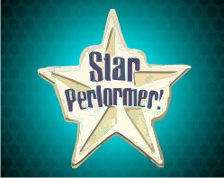 Star Performer Medals!!