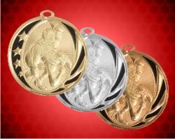 2 inch Wrestling Midnite Star Medals