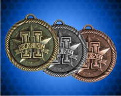 2 inch Honor Roll Value Medal
