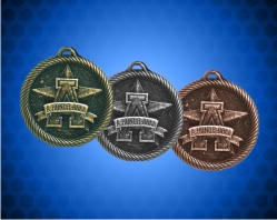 "2 inch ""A"" Honor Roll Value Medals"